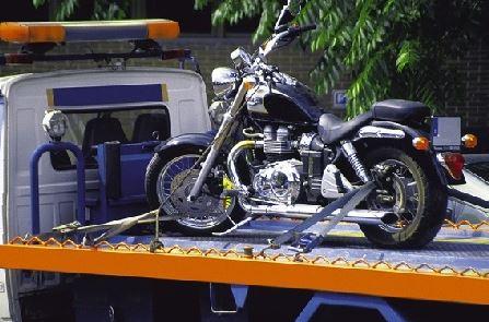 motorcycle towing south jordan utah